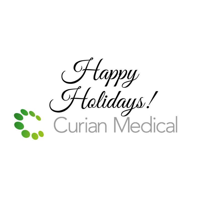 Merry Christmas and Happy New Year from us all at Curian Medical ...